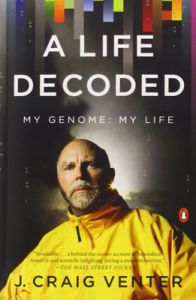 A Life Decoded. My Genome: My Life